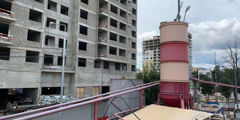 Строительство дома по реновации