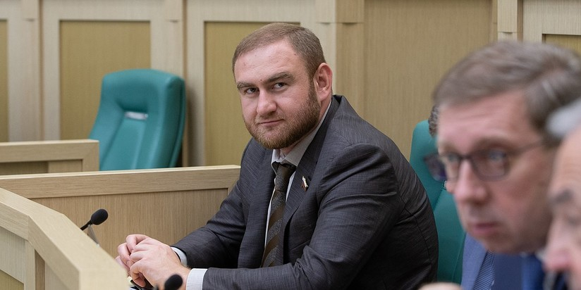Экс-сенатор Рауф Арашуков
