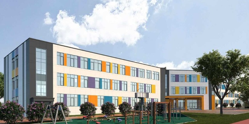 Проект школы в Некрасовке