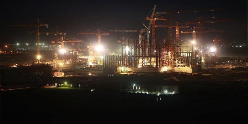 Строительство Курской АЭС-2