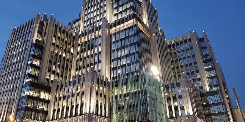 Офисный центр в Москве