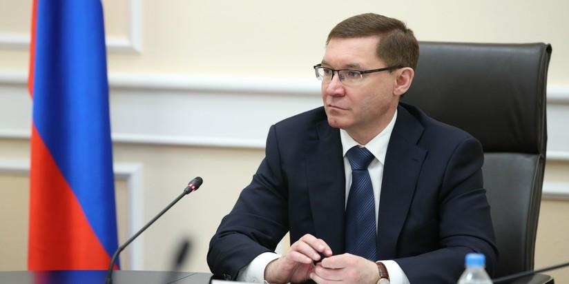 Глава Минстроя Владимир Якушев