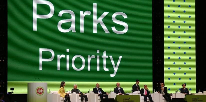 Парковый конгресс в Казани